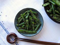 Green Bean Black Sesame Goma-Ae