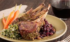 Lamb Chops with Salsa Verde http://www.chefd.com/collections/all/products/lamb-chops-with-salsa-verde