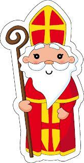 Miss Bredela: Bonne Saint Nicolas Diy Paper, Paper Crafts, St Nicholas Day, Saint Nicolas, Diy For Kids, Christmas Time, Saints, Clip Art, 1 Decembrie