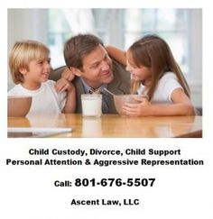 How Is Child Custody Determined in Utah?