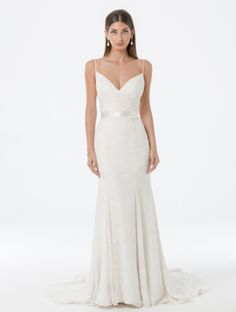 Looking for your perfect wedding dress? Check out Amaline by Amaline Vitale. It is our Ready To Wear collection featuring stunning dresses made of luxe fabric. Perfect Wedding Dress, Embroidered Silk, Stunning Dresses, Designer Wedding Dresses, Dress For You, Dress Making, Our Wedding, Ready To Wear, Gowns