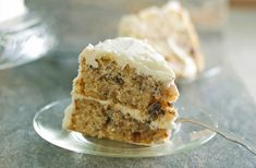 Gluten Free Italian Cream Cake recipe is the perfect made from scratch sweet, nutty cake that will have all your friends begging you to make them one! | letsbeyummy.com
