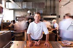 Luke Dale-Roberts (Test Kitchen, Pot Luck Club) - winner of the 2012 Eat Out DStv Food Network Restaurant Awards
