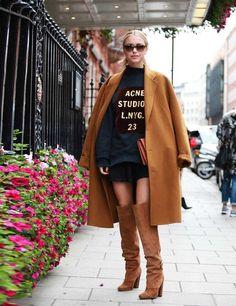LFW Street Style www.bibleforfashion.com #bibleforfashion