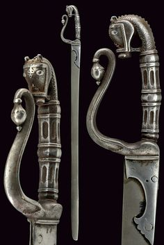 An interesting sword: provenance: Afghanistan dating: mid-19th Century