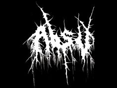 The Beauty and Total Illegibility of Extreme Metal Logos | The logo of death metal band Absu is classic death metal: intricate, hand-drawn, ominous and barely legible. | Credit: Mark Riddick/Logos From Hell | From Wired.com