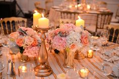 Flowerful Events Tabletop Design