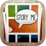 a free iPad app for turning your pictures into comic strips. Story Me provides more than a dozen layout options to which you can add pictures from your iPad's camera roll and or from your Facebook account.