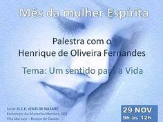 7º Conselho Espírita de Unificação Convida para o Mês da Mulher Espírita - Duque de Caxias - RJ - http://www.agendaespiritabrasil.com.br/2015/11/23/7o-conselho-espirita-de-unificacao-convida-para-o-mes-da-mulher-espirita-duque-de-caxias-rj/