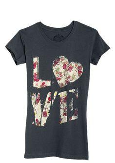 Camiseta Love tutorial