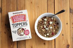 New packaging for Hubbards Toppers by Coats Design, New Zealand #design #packaging