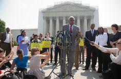 Supreme Court decision - VRA