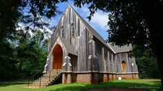 St. Luke's Episcopal Church at the Old Cahawba