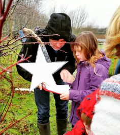 Quiz trails are a great way to get children active outdoors