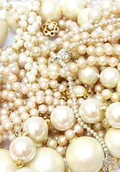 pearls - pearls
