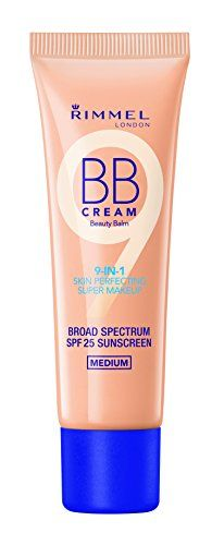 Rimmel Match Perfection BB Cream Foundation Original Medium 1 Fluid Ounce -- Visit the image link more details.