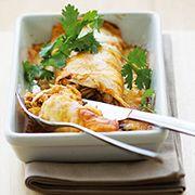 Roast Chicken Enchiladas