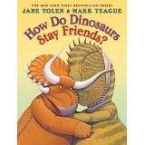 Jane Yolen on dinosaur friends.