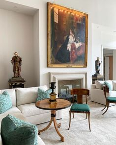 [New] The Best Home Decor Today (with Pictures) - These are the 10 best home decor today. According to home decor experts, the 10 all-time best home. Home Interior Design, Interior Styling, Interior Architecture, Interior Decorating, Living Room Designs, Living Room Decor, Living Spaces, Masculine Interior, Beautiful Space