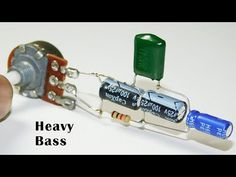 Hi Friends,Today In This Video I Have Shown Heavy Bass Controller Circuit Diy Subwoofer, Subwoofer Box Design, Electronics Mini Projects, Electronics Basics, Electronic Circuit Design, Electric Circuit, Electronic Schematics, Diy Speakers, Stereo Amplifier