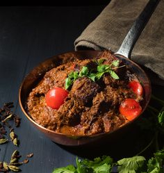 Beef rogan josh is a melt in your mouth, deeply flavoured homestyle Indian curry. It's a Kashmiri curry that has become a restaurant staple.