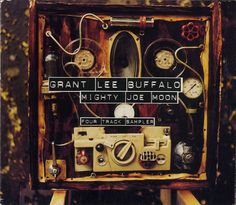 """For Sale - Grant Lee Buffalo Mighty Joe Moon Four Track Sampler UK Promo  CD single (CD5 / 5"""") - See this and 250,000 other rare & vintage vinyl records, singles, LPs & CDs at http://eil.com"""