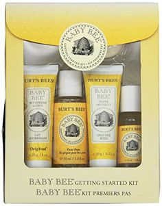 Burt's Bees Baby Bee Getting Started Gift Set. Shopswell | Shopping smarter together.™