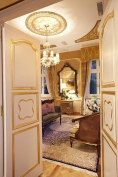 A look at the former homes of style icon, Coco Chanel in central Paris at the Ritz Hotel, Rue Cambon, and Roquebrune-Cap-Martin in the South of France...