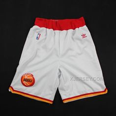 http://www.xjersey.com/rockets-white-hardwood-classics-shorts.html ROCKETS WHITE HARDWOOD CLASSICS SHORTS Only 29.33€ , Free Shipping!