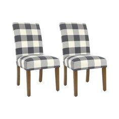 Gracie Oaks Bricker Upholstered Dining Chair Leg Color: B