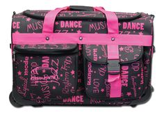 Pink Graffiti Limited Edition (Summer 2015)   DISCONTINUED   #DreamDuffel #LimitedEdition