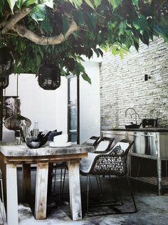interior, outdoor living, tree, outdoor kitchens, patio, outdoor spaces, garden, outdoor areas, outdoor eating