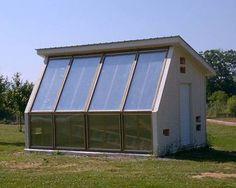 SunCatcher Passive Solar Greenhouses