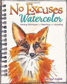 No Excuses Watercolo