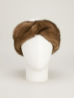 MÜHLBAUER - mink fur headband