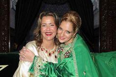 La famille royale marocaine fête le mariage de Lalla Soukaïna