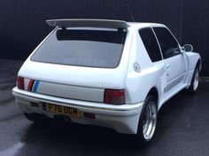 Peugeot 205 1.9 GTi Show Standard Low Miles Dimma kit Very Rare Classic Retro | eBay