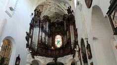 Organy w Oliwie