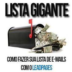 livros e ebooks digitais: Lista Gigante - Como Fazer Sua Lista de E-mails co...