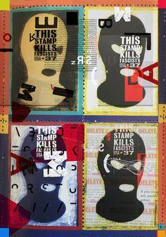 Istvan Horkay Graphic Design Books, Book Design, Magazine Art, Typography Design, Art Inspo, Art Direction, Creative Design, Collages, Illustration Art