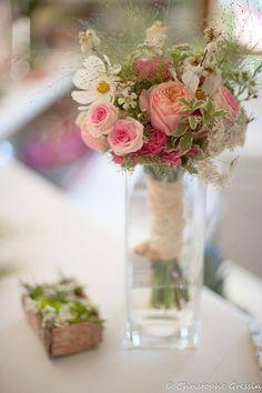 CHAMPÊTRE POUR UN JOLI MARIAGE EN SEPTEMBRE