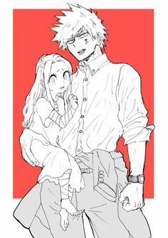 Bakugou Katsuki & Eri