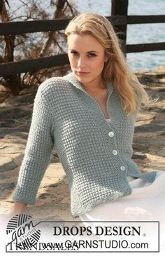 Handknit from FruStrik to order in your size and different colors www.frustrik.dk