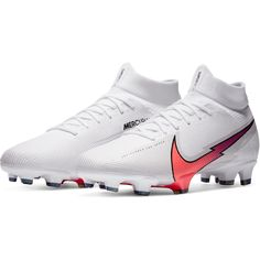 Best Soccer Cleats, Nike Cleats, Nike Soccer, Play Soccer, Soccer Boots, Football Shoes, Neymar, Superfly, Lacrosse