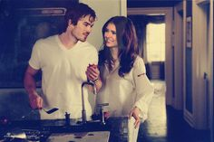 love forever delena - Damon & Elena Photo (32378476) - Fanpop