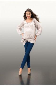 Blugi albaştri pentru gravide Bermuda Shorts, Women, Fashion, Moda, Women's, Fasion, Trendy Fashion, La Mode