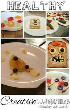 Creative Food Ideas #ActimelForKids - In The Playroom