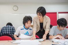 【バンタンゲームアカデミー】現役アニメーター松林講師に、アニメーションの基礎を学ぼう!