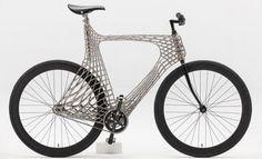 Il raggio riflesso: Dall'Olanda la prima bicicletta da stampa 3D