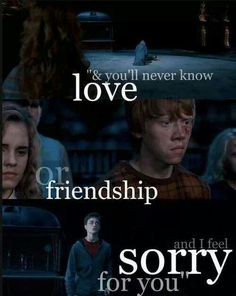 This is how I feel about people who have never read Harry Potter and would love it...they know who they are.
